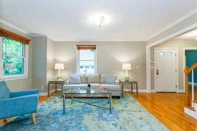 Newton Condo/Townhouse For Sale: 504 Watertown Street #2