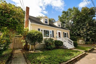 Malden Single Family Home For Sale: 71 Goodwin Ave