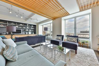 Condo/Townhouse For Sale: 25 Channel Center St #1101