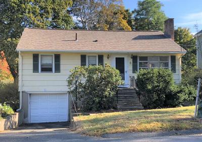 Arlington Single Family Home Sold: 8 Clyde Ter