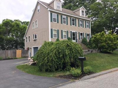 Billerica Single Family Home For Sale: 23 McGinness Way