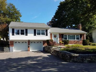 Milton Single Family Home Under Agreement: 140 Governors Rd