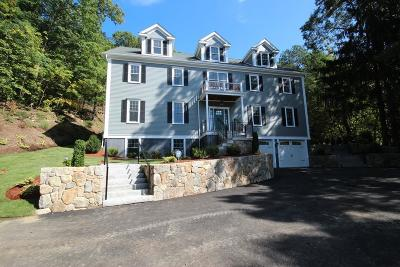Wellesley MA Single Family Home For Sale: $2,299,000