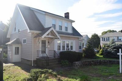Quincy Single Family Home For Sale: 5 Janet Road