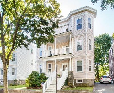 MA-Suffolk County Multi Family Home For Sale: 50 Armandine Street