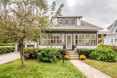 Reading Single Family Home Contingent: 13 Wenda Street