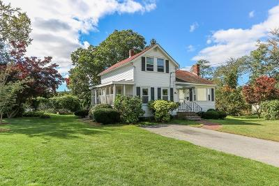 Dedham Single Family Home For Sale: 62 Solaris Road