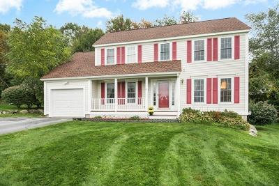 Westborough Single Family Home For Sale: 34 Indian Pond Road
