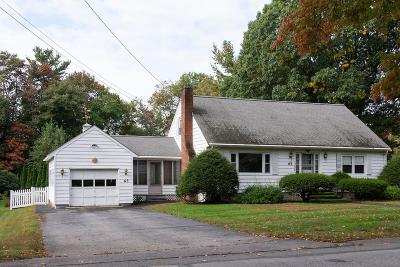 Beverly Single Family Home Contingent: 65 Corning St