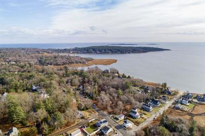 Duxbury Single Family Home For Sale: 394 Bay Rd