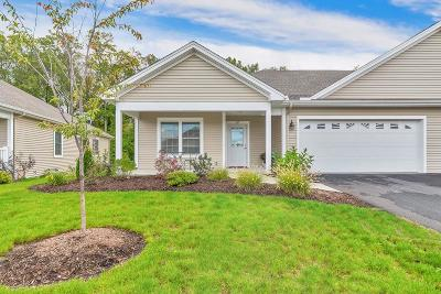Wilbraham MA Condo/Townhouse Under Agreement: $359,000
