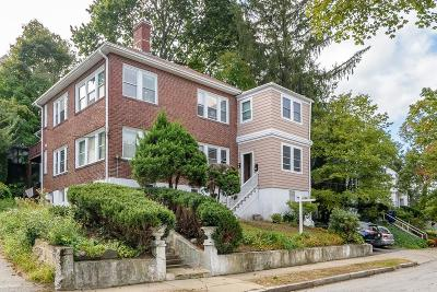 Newton Multi Family Home Price Changed: 62 Algonquin Rd