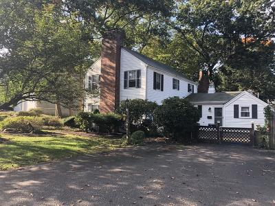 Braintree Single Family Home For Sale: 25 Wildwood Ave