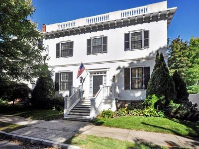 Arlington Condo/Townhouse Under Agreement: 4 Swan St #3