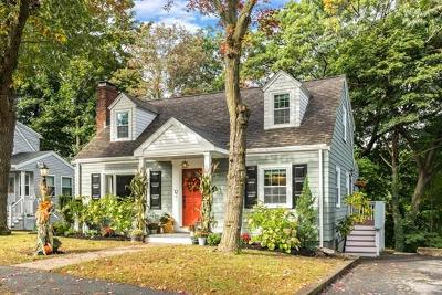Melrose Single Family Home For Sale: 12 Renwick Road