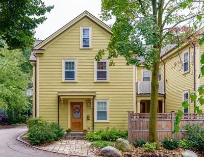 Boston MA Condo/Townhouse For Sale: $1,350,000