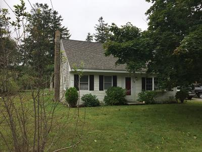 Barnstable Single Family Home For Sale: 76 Willimantic Drive