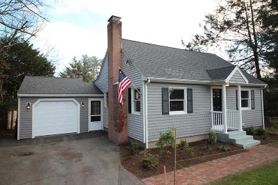 Framingham Single Family Home For Sale: 32 Chouteau Ave