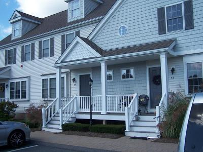 West Bridgewater Condo/Townhouse Under Agreement: 401 West Center Street #E-2