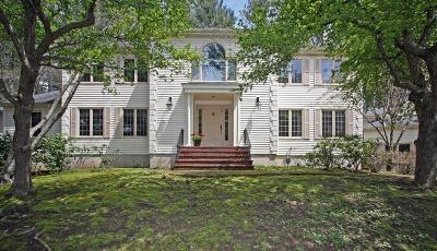 Needham Single Family Home For Sale: 25 Farley Pond Lane