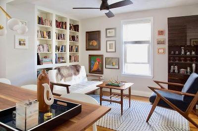 Somerville Single Family Home Under Agreement: 34 Ash Avenue