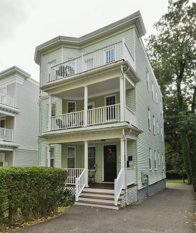 MA-Suffolk County Condo/Townhouse For Sale: 53 Child Street #2