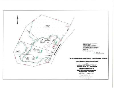 Carver Residential Lots & Land For Sale: 19 South Main St.
