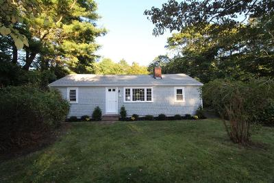 Sandwich Single Family Home Price Changed: 20 Route 130