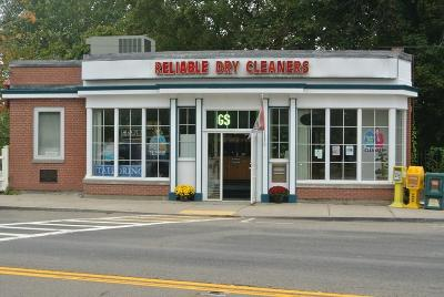 MA-Norfolk County Commercial For Sale: 12 South St