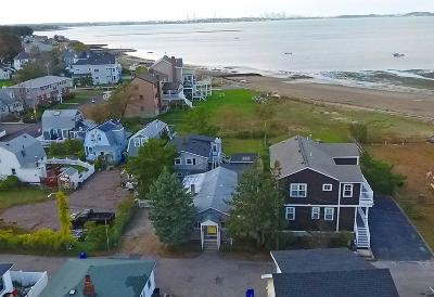 Quincy Single Family Home For Sale: 8-10 Shoreside Road