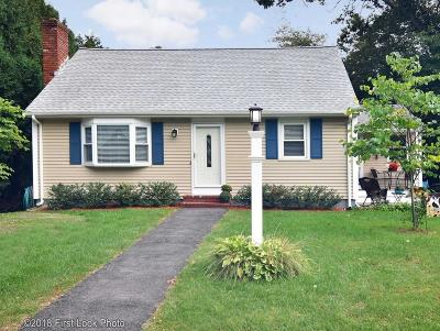 Taunton Single Family Home Back On Market: 132 Duffy Dr