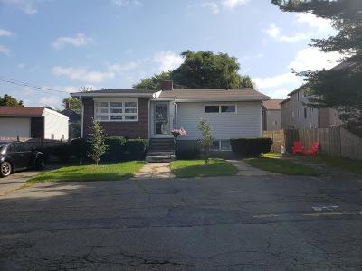 Revere Single Family Home Under Agreement: 214 Garfield Ave