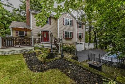 Canton Single Family Home Contingent: 14 Elm Street