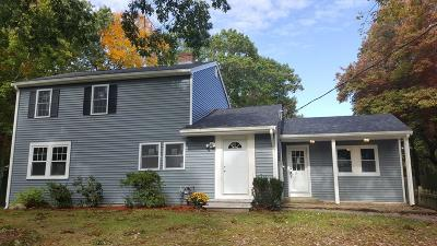 Rockland Single Family Home Under Agreement: 199 Rice Avenue