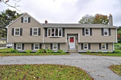 Norton MA Single Family Home For Sale: $429,900
