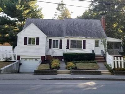Saugus Single Family Home For Sale: 497 Walnut St