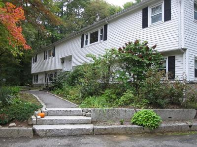 Holliston Condo/Townhouse Under Agreement: 17 Windsor Dr #B