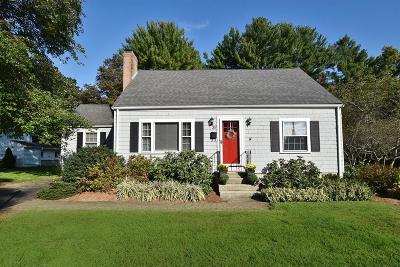 Framingham Single Family Home For Sale: 39 Whittemore Rd