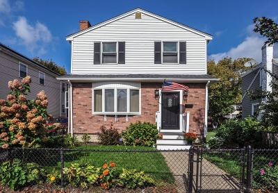 Quincy Single Family Home Contingent: 78 Darrow St