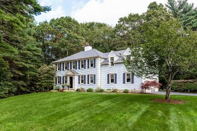 Norwell MA Single Family Home For Sale: $829,900