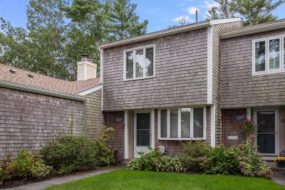 Falmouth MA Condo/Townhouse For Sale: $359,000