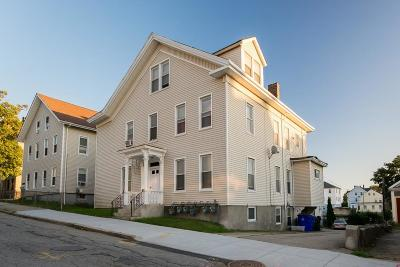 Fall River Multi Family Home For Sale: 381 Pine St