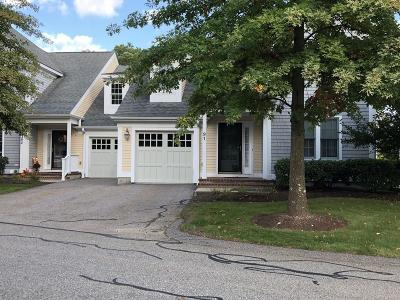Norton MA Condo/Townhouse For Sale: $409,000