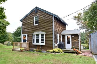 Wareham Single Family Home Contingent: 80 Papermill Rd