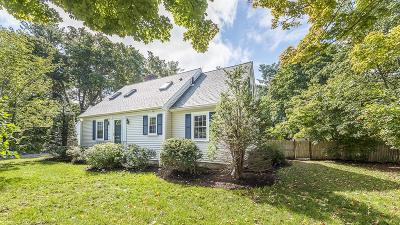 Wenham, Hamilton Single Family Home For Sale: 18 School Street