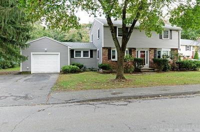 Hudson Single Family Home For Sale: 46 Woodrow St