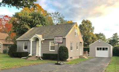 Ludlow Single Family Home For Sale: 31 Cady Street