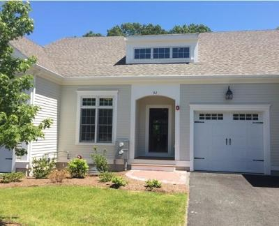 Acton, Boxborough, Carlisle, Concord, Framingham, Hudson, Lincoln, Marlborough, Maynard, Natick, Stow, Sudbury, Wayland, Weston Condo/Townhouse For Sale: 32 Northwood Drive Extension #32
