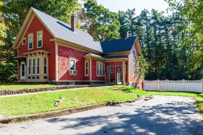 East Bridgewater Single Family Home For Sale: 45 Cottage St