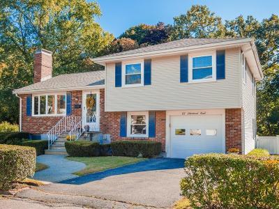 Waltham Single Family Home Under Agreement: 69 Alderwood Road